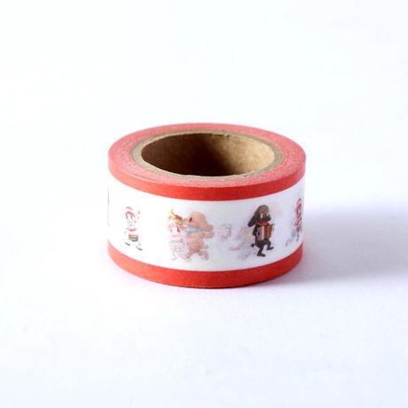 オチビサン マスキングテープ