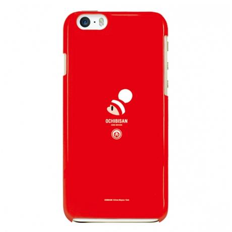 オチビサン/赤 iPhone6ケース